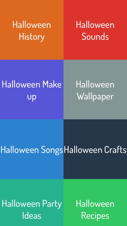 Halloween - Sounds, Wallpaper, Craft screenshot-0