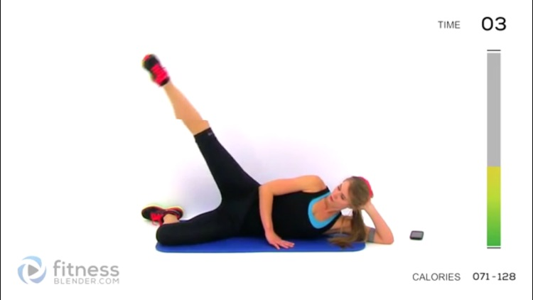 Pilates Fat Burning screenshot-4