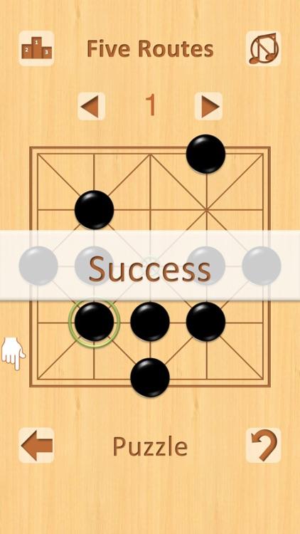Five Routes screenshot-3