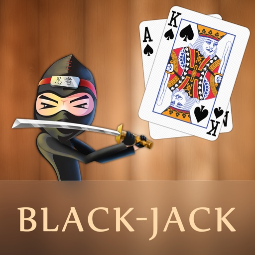 Ace Ninja Jackpot BlackJack Pro - ultimate casino card challenge game