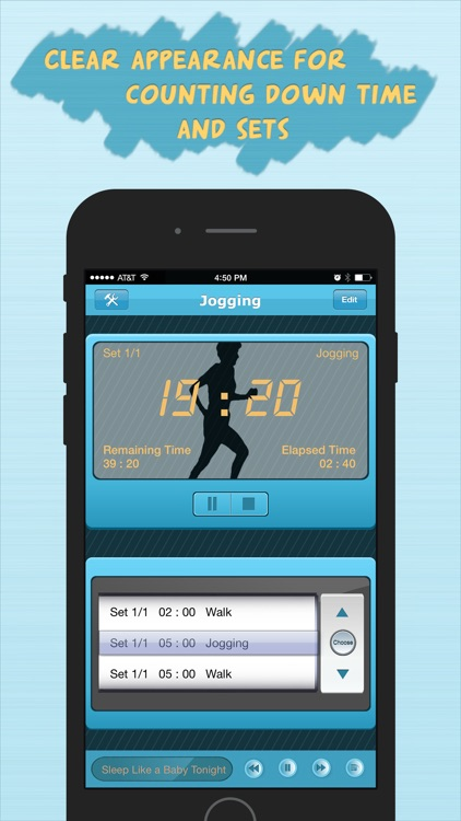 Best Interval Timer - Timing for Fitness Training