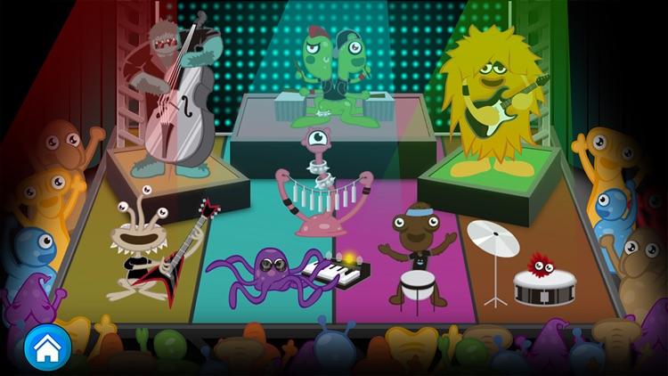 Monster Band. Musical Game screenshot-4