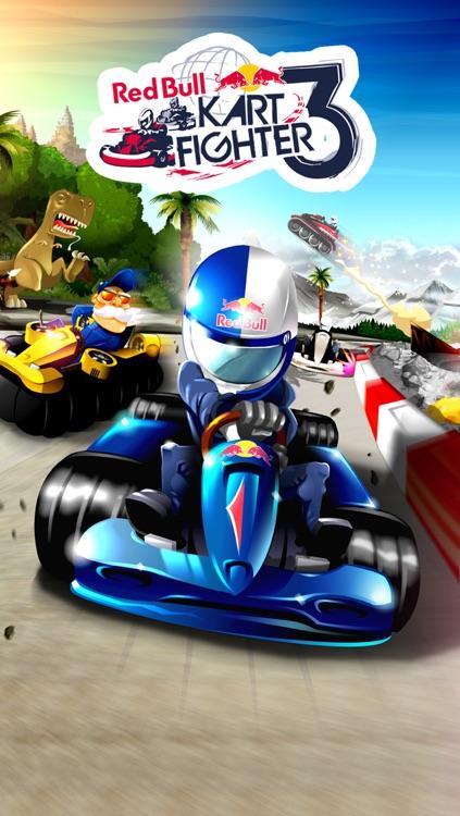 Red Bull Kart Fighter 3 - Unbeaten Tracks screenshot-0