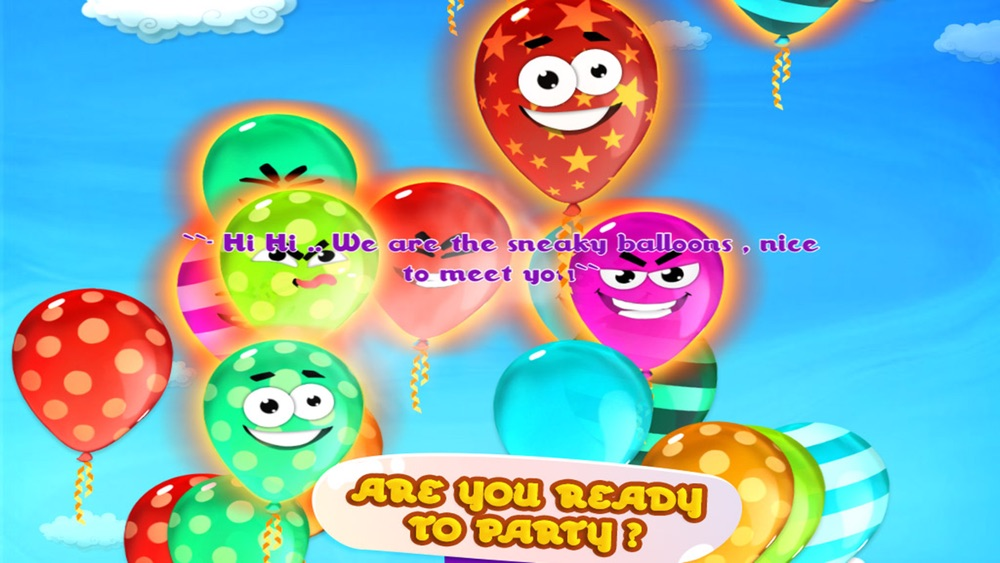 Sneaky Balloons : The big pop confetti party – Tap balloon free game for kids, boys and girls – Unexpected ninja adventure in Sky Tower – Cool winter edition for toddlers Cheat Codes