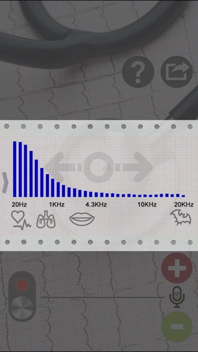 iStethoscope Pro Screenshot 2