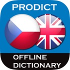 Czech <> English Dictionary + Vocabulary trainer Free icon