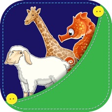 Activities of Animals for Kids and Toddlers : Flashcards, Games & Puzzles