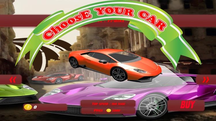 3D Racing Car Driving Simulator Pro