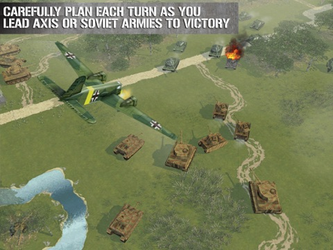 Battle Academy 2: Eastern Front на iPad