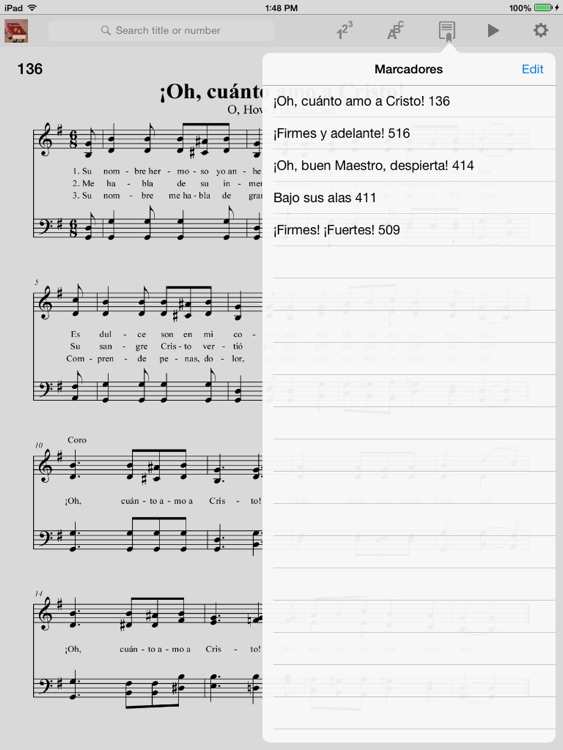 Himnario Adventista screenshot-4