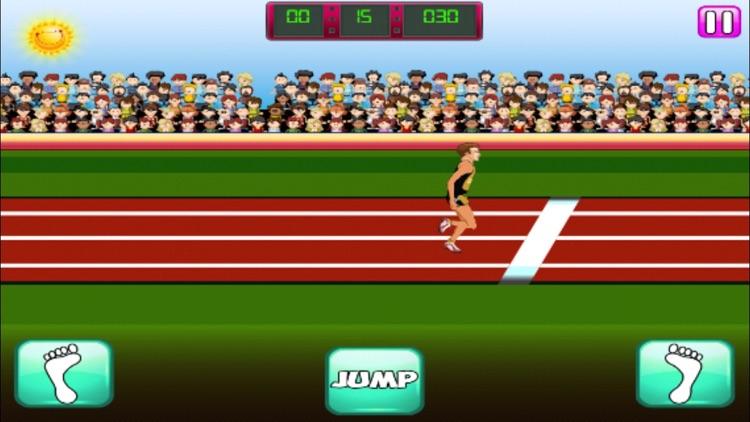 Triple Jump Champ - Athletics Summer Sports screenshot-3