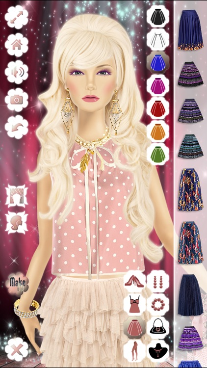 Makeup & Dress Princess 2