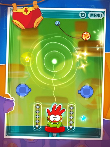 Скачать игру Cut the Rope: Experiments HD
