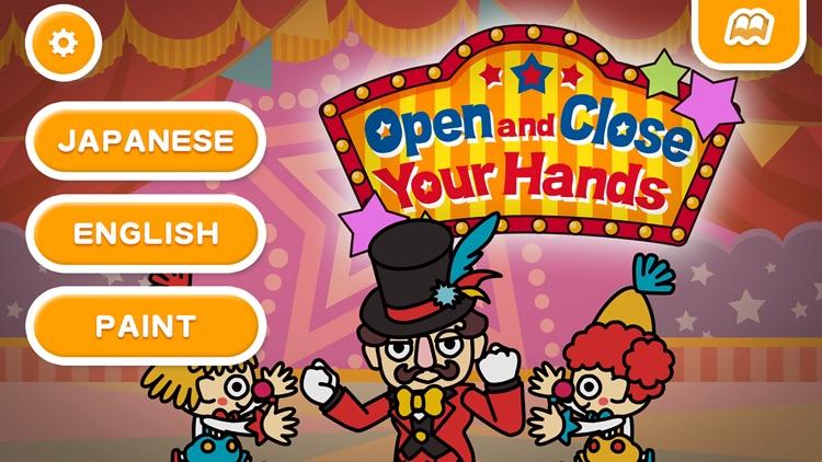 Open and close your hands (FREE)    - Jajajajan Kids Song series