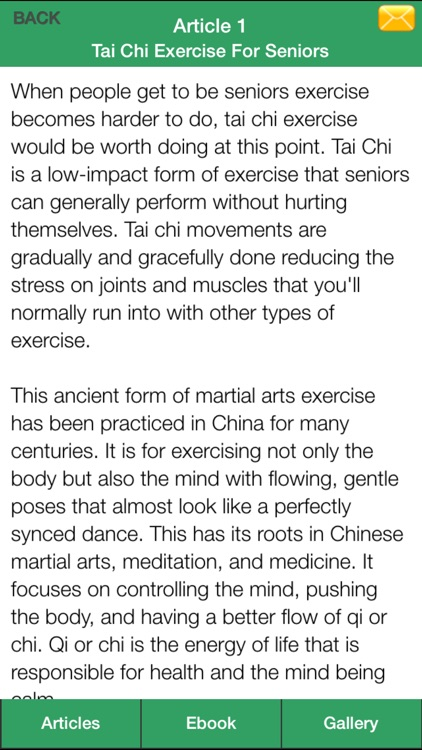 Tai Chi Guide - Everything You Need To Know About Tai Chi ! screenshot-4
