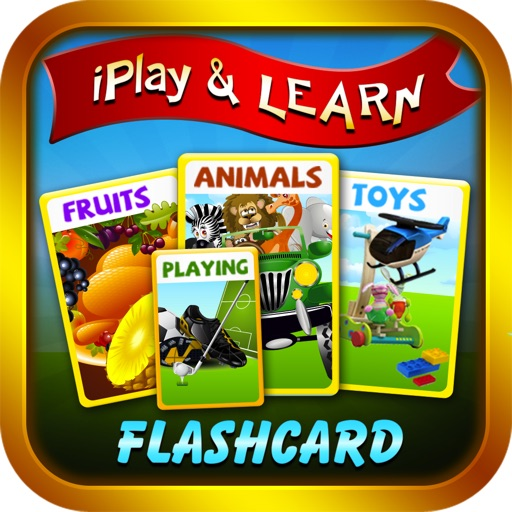 ABC Educational Flashcards - Graphical & Textual Presentation Flashcards to Most Easiest Way to Teach icon