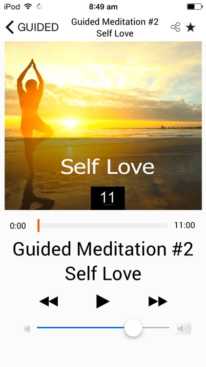 Mindfulness & Guided Meditations