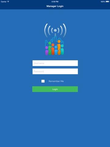 Social Exchange Manager Utility-ipad-0