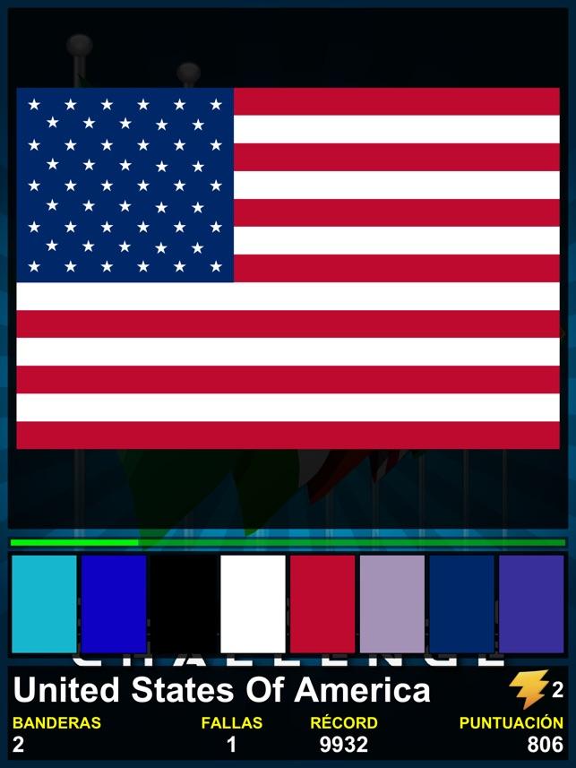 FillFlags: Llenar Banderas de Países en App Store