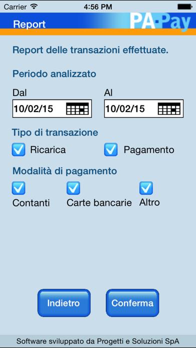 Screenshot of PA-Pay5