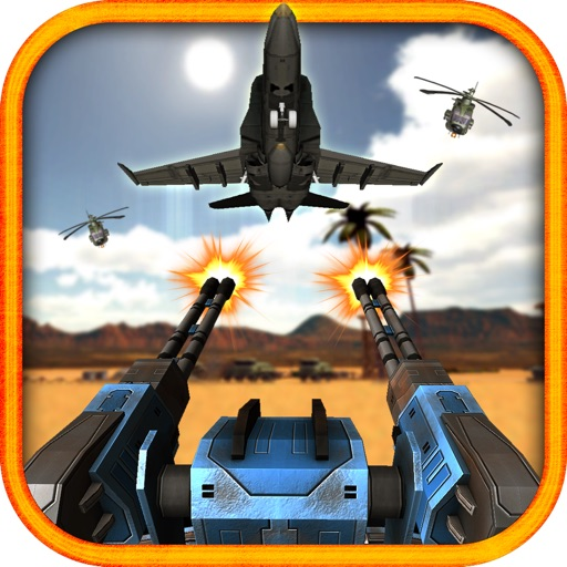 Plane Shooter 3D: Death War icon