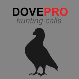 REAL Dove Sounds and Dove Calls for Bird Hunting - BLUETOOTH COMPATIBLE