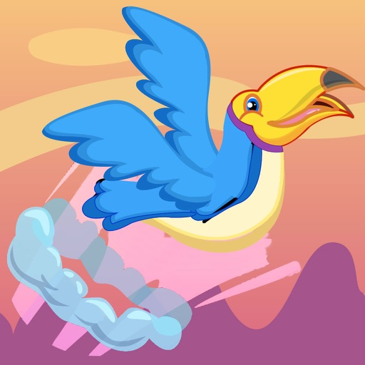 Rio Bird Jump - Fly Fun Jumping