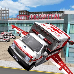 Multilevel Flying Ambulance HD Bundle ID