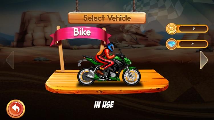 Vehicles and Cars Kids Racing : car racing game for kids simple and fun ! screenshot-3