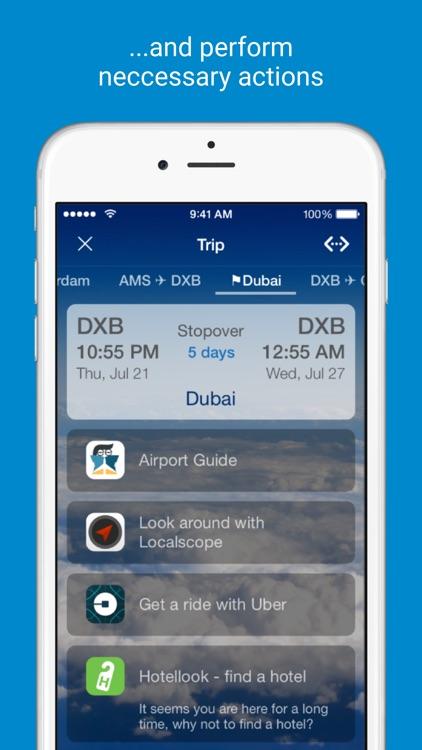 FlightApp - cheap fares and trip planning screenshot-4