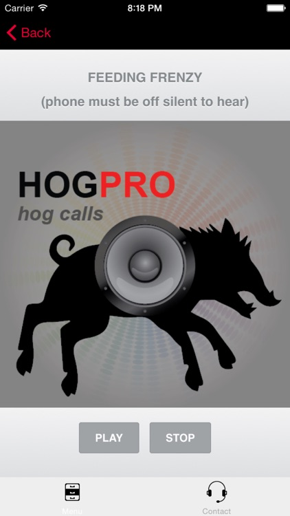 REAL Hog Calls - Hog Hunting Calls + Boar Calls screenshot-3