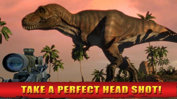 2016 Dinosaur Hunting Park 3D : Reload Dino World Safari Hunt Season Games Screenshot