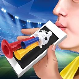 Football Horn Simulator