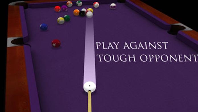 Pool 3D Pro : Online 8 Ball Billiards Screenshot