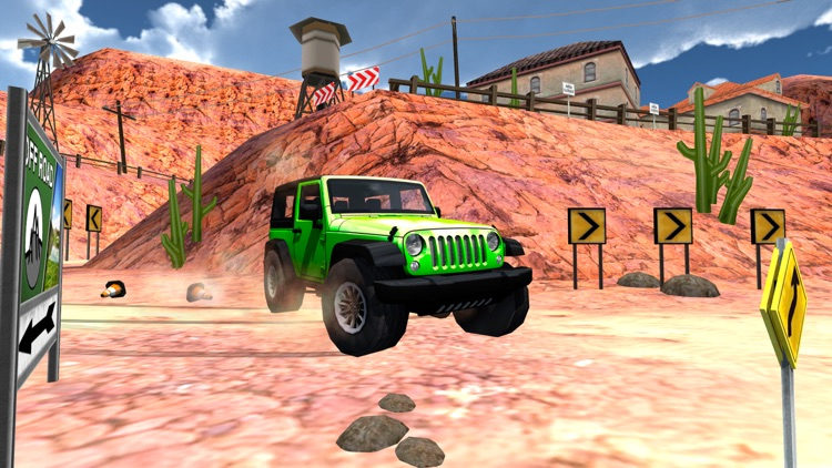 Extreme SUV Driving Simulator screenshot-4