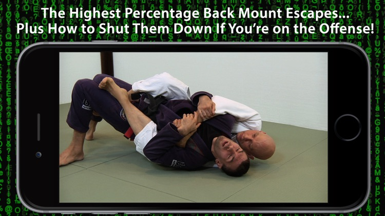 BJJ Back Attacks Formula screenshot-3