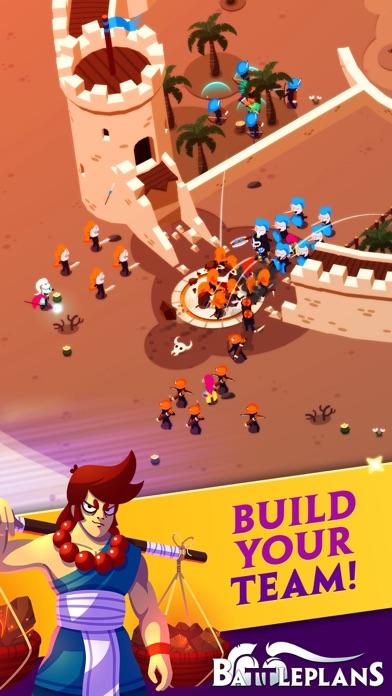 Battleplans screenshot four