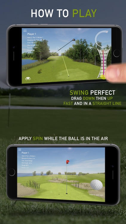 Free Golf Game - Masters Pro Tour screenshot-3