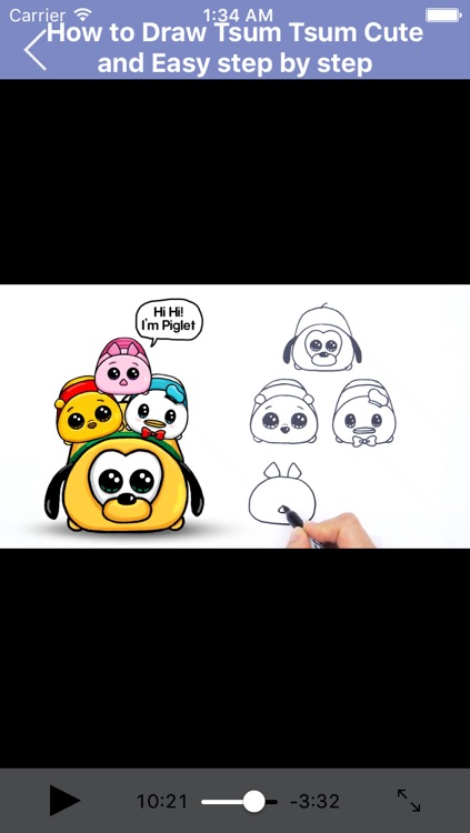 Learn How To Draw Cartoon Characters By Toan Le Nguyen