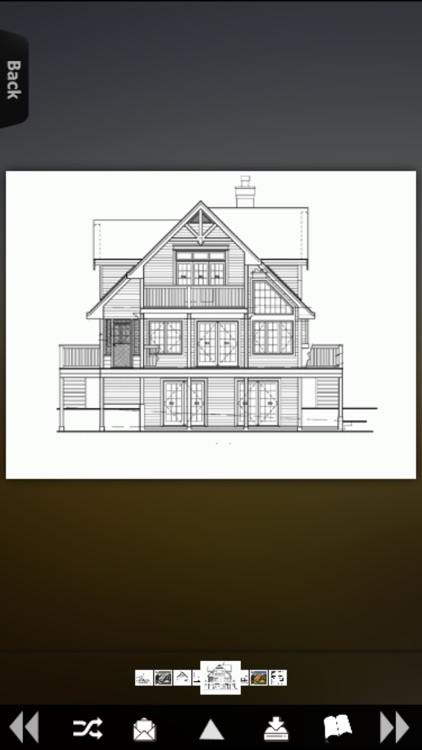 Cabin Style House Plans screenshot-2