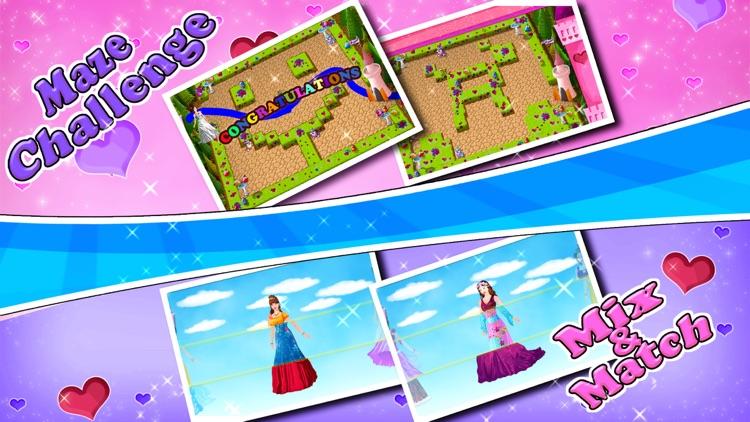 Princess Coloring Book - Draw, Paint & Color Games screenshot-3