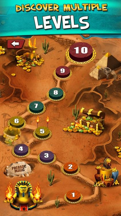 Pharaoh's Party: Coin Pusher screenshot-4