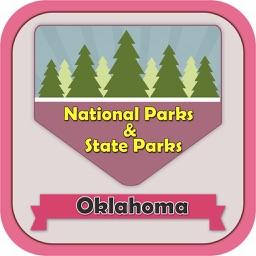Oklahoma - State Parks & National Parks