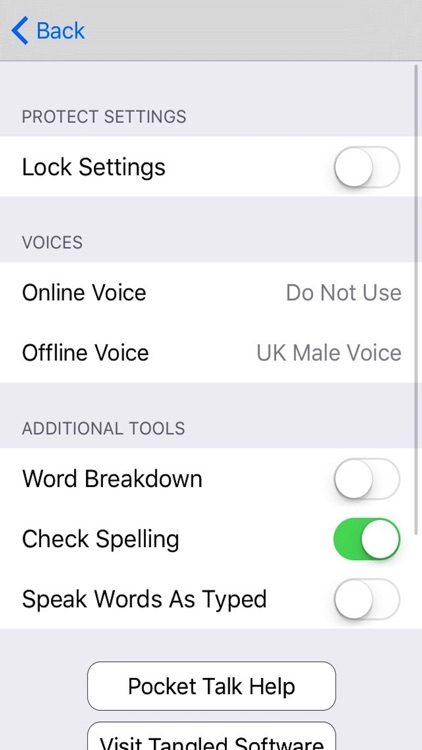 Pocket Talk - Type to Talk