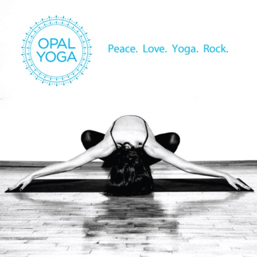Opal Yoga - Schedule icon