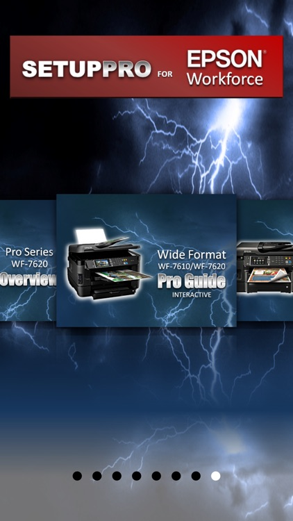 Setup Pro for Epson Workforce 2500, 2600, 3600, 4500, 4600 & 7600 Series screenshot-4