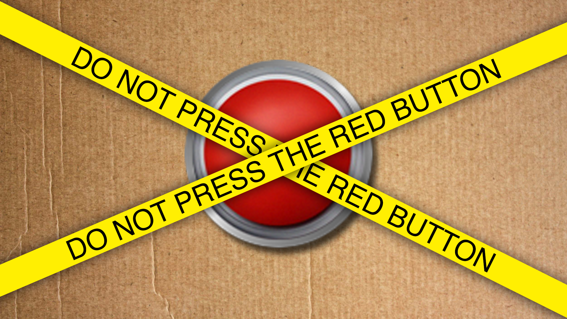 Do not Press the Red Button for TV screenshot 1