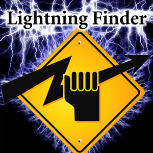 Lightning Finder app