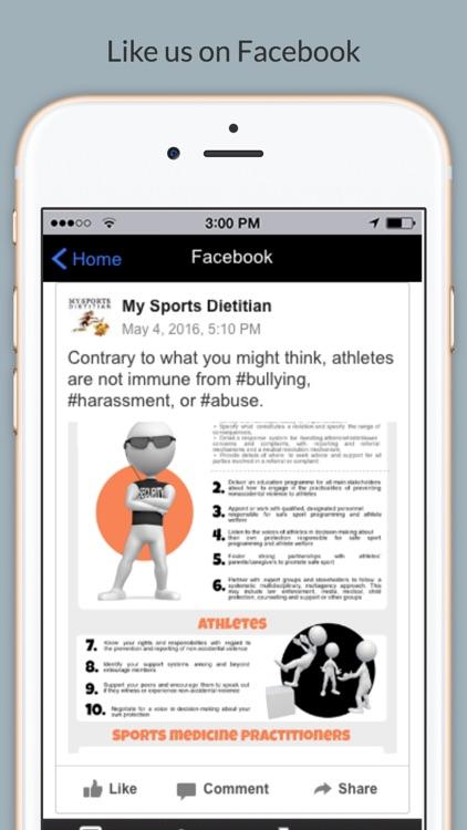 My Sports D screenshot-3
