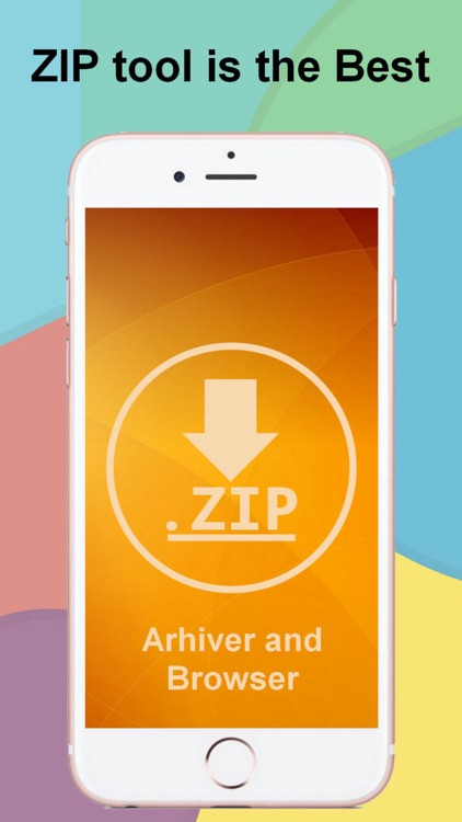 ZIP UnZIP Archiver App and Browser